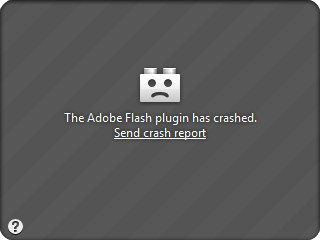 SOLVED - Google Chrome Flash Player crash